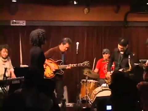Today I Sing The Blues - the Houserockers of Yokohama