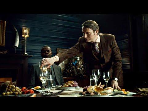 Ганнибал ужинает с музыкальным маньяком