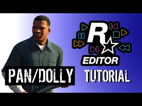 GTA 5: Rockstar Editor Tutorial - (Pan/Dolly Camera Movement)