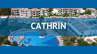 cATHRIN 4* Греция Родос обзор  отель КАТХРИН 4* Родос видео обзор