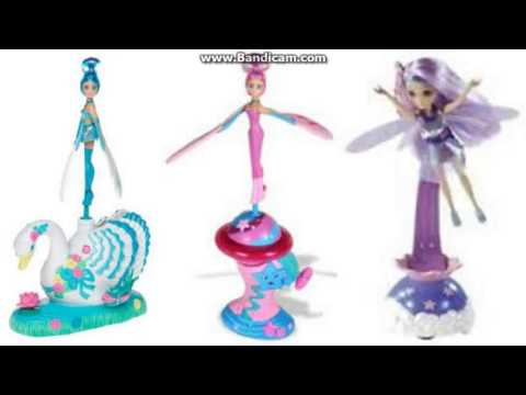 Justin The April Blossom Sky Dancer Fairy Which Toy Do You Want Me To Get You
