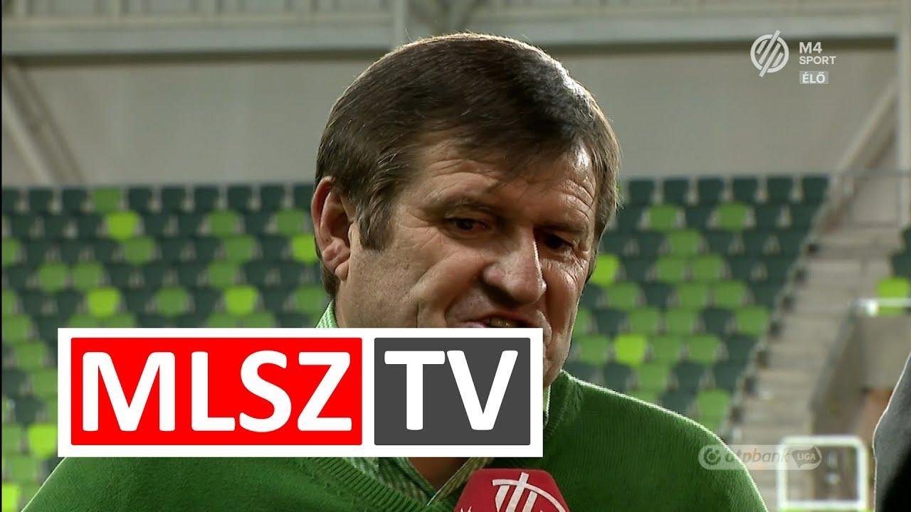 Edzői értékelések a Swietelsky Haladás - Videoton FC mérkőzésen
