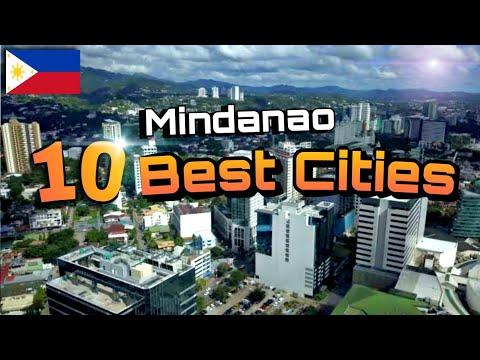Top 10 Best Cities in Mindanao