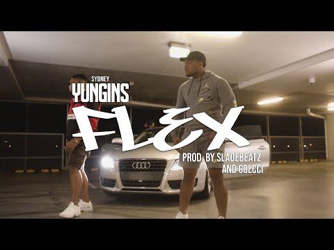 Sydney Yungins - Flex (Official Music Video)