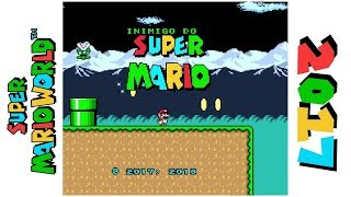 Inimigo do Mario • Hack of Super Mario World