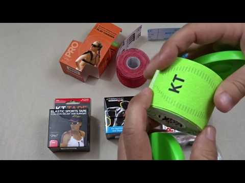 Best Kinesio Tape Test! 6 Tapes tested! No BS | Northern Soul channel