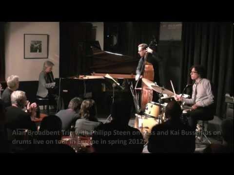 Alan Broadbent Trio - live at Jazzclub Lustenau, Austria, 23. March 2012