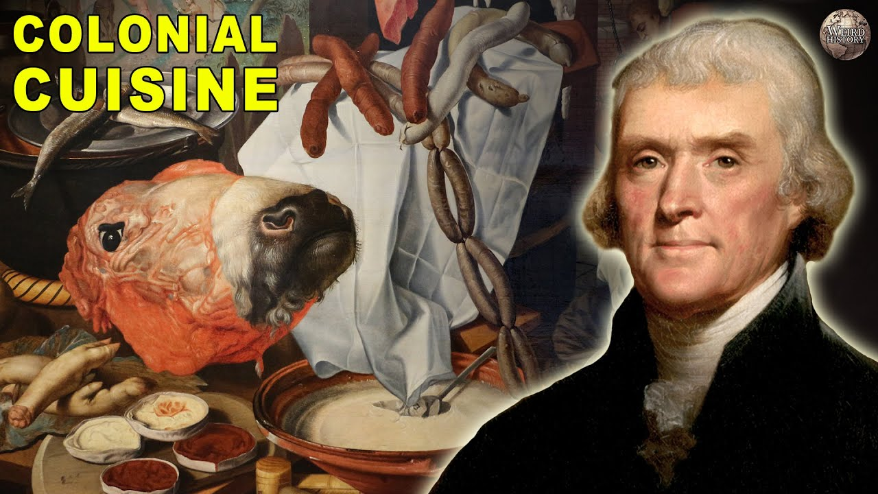 What Foods Did Americans Eat During The Revolutionary War?