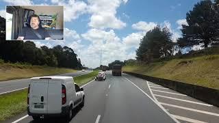 Seguindo pra Rio Verde Goiás. Diario de bordo de um Caminhoneiro