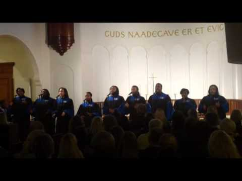 """Howard Gospel Choir - """"Lift Every Voice and Sing"""""""