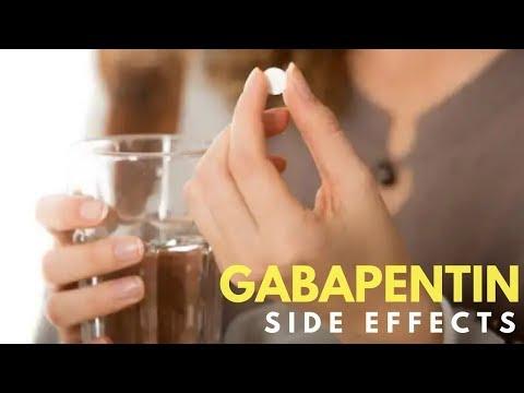 Is Gabapentin An Opioid ? Long Term Side Effects Of Gabapentin