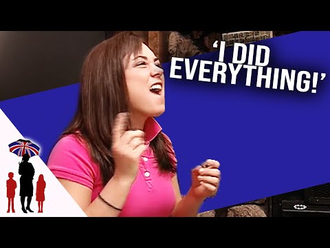Emotional Family Communicate Through Sign Language - Supernanny US