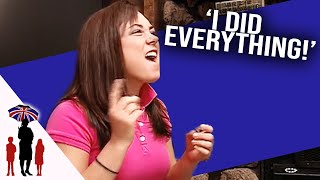 Emotional Family Communicate Through Sign Language | Supernanny