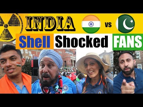 India vs Pakistan Champions Trophy Final | Indian Cricket fans | Champions Trophy final 2017
