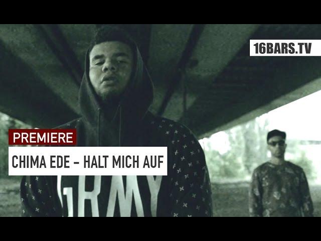 Chima Ede x Ghanaian Stallion - Halt Mich Auf// 16BARS.TV PREMIERE