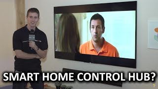 Control your whole house through your TV?! - Sony Booth - CES 2016