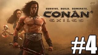 The FGN Crew Plays: Conan Exiles Gameplay #4 The Sacrifice (PC)