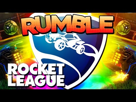 SCUMBAG SPEEDY STRIKES AGAIN! - Rocket League RUMBLE!