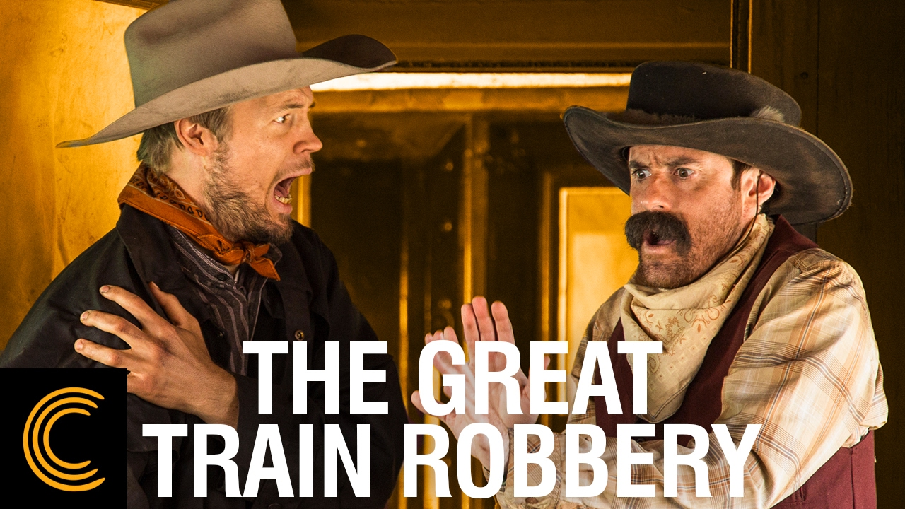 The Great Train Robbery #1