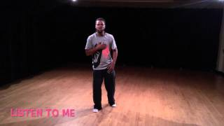 """Better"" Jessica Reedy Sign language dance"