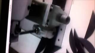 Disposable Nose Bridge Cover Machine Thumbnail