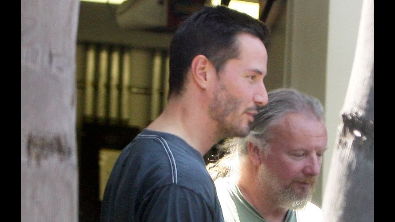 2011 Keanu Reeves and Norton Commando - YouTube