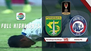Persebaya Surabaya (2) vs (2) Arema FC - Full Highlight | Final Piala Presiden 2019
