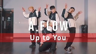 Download lagu PRETTYMUCH - Up to You (feat. NCT DREAM) | A.FLOW Choreography | 1Take