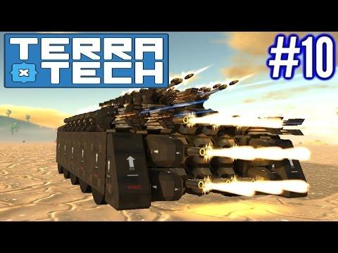 Terratech | Ep 10 | Hawkeye Upgrades!