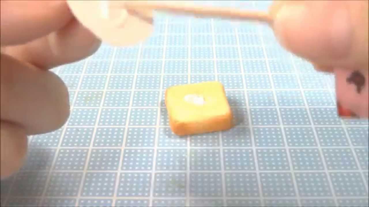 紙 粘土 食べ物
