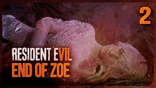БОЛОТНЫЙ ЧЕЛОВЕК ● Resident Evil 7 - END OF ZOE #2 [PS4 Pro]