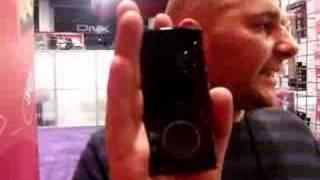 CES 2008: Sansa Clip, Sansa View, 12GB microSDHC