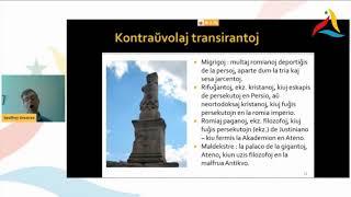 VK 2020: Internacia Kongresa Universitato: Romianoj kaj persoj en la malfrua antikvo