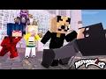 Minecraft: O CAT NOIR DO MAL!! ELE MATOU O BATMAN? - MIRACULOUS AS AVENTURAS DE LADYBUG #9