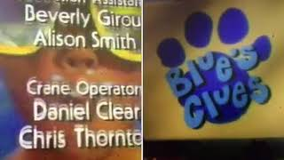 4 Square, Barney, & Blue's Clues Remix Credits