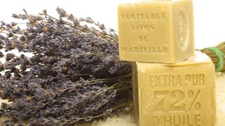 Lessive au savon de Marseille - Recette de grand-mère