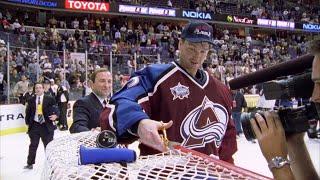 Memories: Roy becomes winningest goaltender