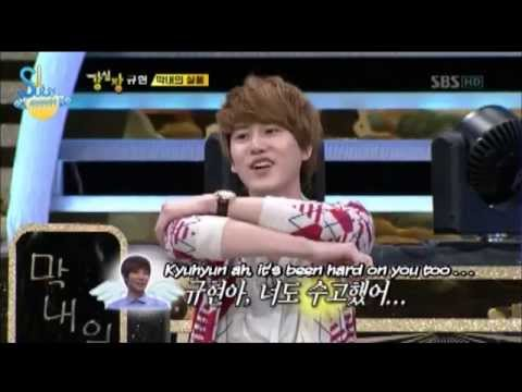 Kyuhyun sufferings of the maknae! (Eng/Esp)