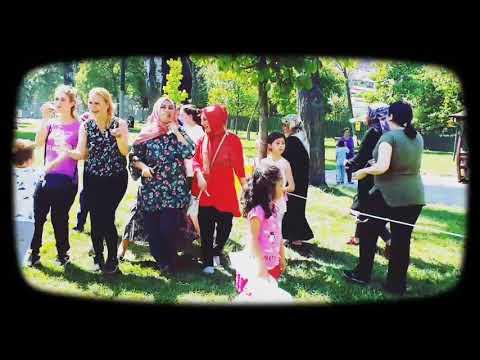 Çuval Yarışı, Yumurta Yarışı , Elma Yeme  Eyüp Sultan Piknik video 1D 15Mayıs 2018 İstanbul