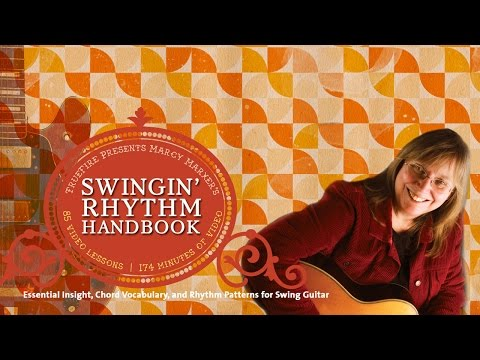 Swingin' Rhythm Handbook - Intro - Marcy Marxer