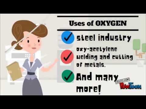 Infomercial about Oxygen