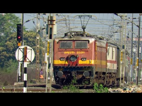 KASHMIR To KANNIYAKUMARI - The HIMSAGAR Express