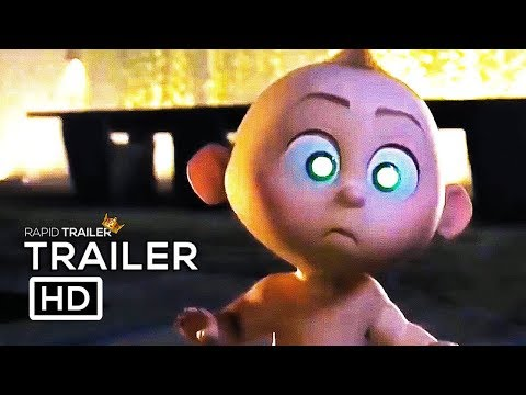 INCREDIBLES 2 Full online #2 free (2018) Animated Superhero Movie HD