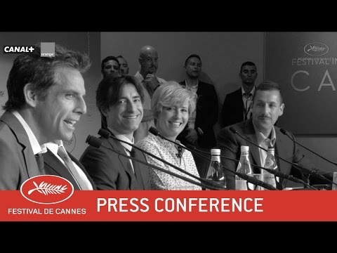 THE MEYEROWITZ  Press Conference  EV  Cannes 2017