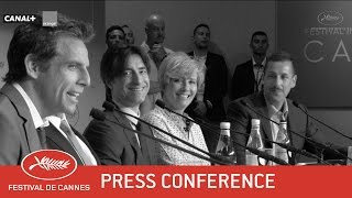 THE MEYEROWITZ - Press Conference - EV - Cannes 2017