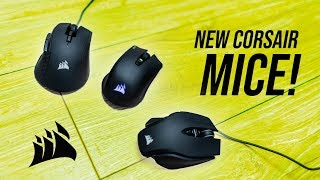 Corsair Gets SERIOUS About Gaming Mice
