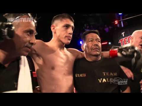 LA Fight Club Edgar VALERIO vs  Justin Lopez 1 29 2016