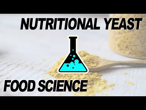 What is NUTRITIONAL YEAST? Where it comes from, health benefits and how to use it!