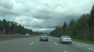 Vancouver Blaine Hwy & BC 99 Eixt 37