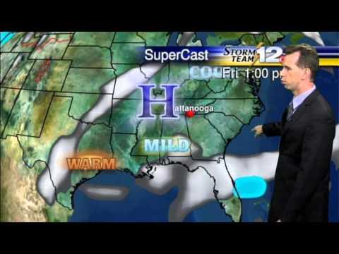 Stephen Dryer WDEF Weather Pieces